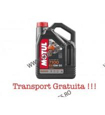 ULEI MOTUL 7100 15W50 FULL SINTETIC TRANSPORT GRATUITA 4L 1 M4-299  MOTUL 245,00lei 229,00lei 205,88lei 192,44lei product...