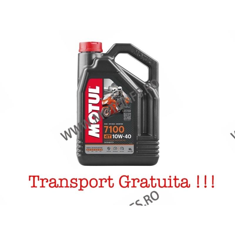 ULEI MOTUL 7100 10W40 FULL SINTETIC TRANSPORT GRATUITA 4L M4-092  MOTUL 245,00lei 209,00lei 205,88lei 175,63lei product_r...