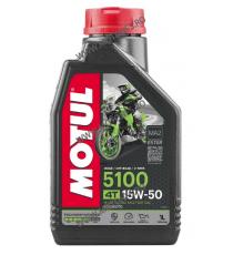 MOTUL - 5100 15W50 - 1L M4-080  MOTUL 45,00lei 41,00lei 37,82lei 34,45lei product_reduction_percent