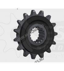 ESJOT - Pinion (fata) 50-29020P, 15 dinti - gummiert RSV1000 Sonderzz. 105-592-15 ESJOT PINIOANE Emgo Pinion 117,00lei 117,0...