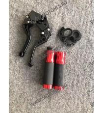 Kit Set Manete Scurte + Mansoane 22mm + Tub Acceleratie ANIQN ANIQN  Kit Manete Classic + Mansoane 190,00lei 190,00lei 159,...