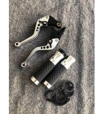 Kit Set Manete Scurte + Mansoane 22mm + Tub Acceleratie A7AKM A7AKM  Kit Manete Classic + Mansoane 190,00lei 190,00lei 159,...