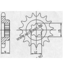 ESJOT - Pinion (fata) 50008, 11 dinti - KTM SX50 105-107-11 ESJOT PINIOANE Emgo Pinion 34,00lei 34,00lei 28,57lei 28,57lei