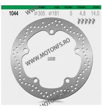 NG - Disc frana (fata) NG1044 - BMW 850 / 1200 1997-2010 510-1044 NG BRAKE DISC NG Discuri Frana 437,00lei 437,00lei 367,23...