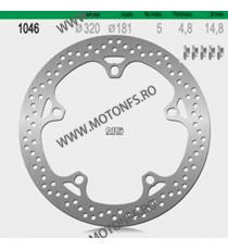 NG - Disc frana (fata) NG1046 - BMW F800 R / S 2009- 510-1046 NG BRAKE DISC NG Discuri Frana 461,00lei 461,00lei 387,39lei...