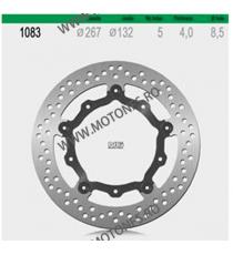 NG - Disc frana (fata) NG1083 - YAMAHA X-MAX, T-MAX 2003-2012 510-1083 NG BRAKE DISC NG Discuri Frana 476,00lei 476,00lei 4...