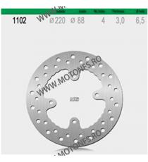 NG - Disc frana (fata) NG1102 - HONDA CR, CRE 1996-2008 510-1102 NG BRAKE DISC NG Discuri Frana 190,00lei 190,00lei 159,66...