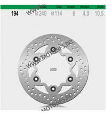 NG - Disc frana (fata) NG194 - HONDA REBEL / VT125 510-0194 NG BRAKE DISC NG Discuri Frana 335,00lei 335,00lei 281,51lei 2...