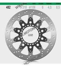 NG - Disc frana (fata) NG482 - HONDA NSR125 510-0482 NG BRAKE DISC NG Discuri Frana 941,00lei 941,00lei 790,76lei 790,76lei