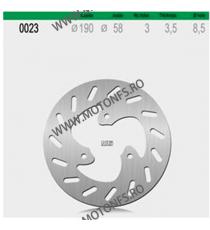 NG - Disc frana (fata/spate) NG23001 / NG023 516-0023 NG BRAKE DISC NG Discuri Frana 127,00lei 127,00lei 106,72lei 106,72lei