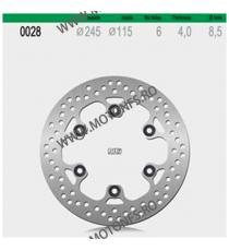 NG - Disc frana (spate) NG028 - DUCATI 996, LAVERDA, 510-0028 NG BRAKE DISC NG Discuri Frana 267,00lei 267,00lei 224,37lei...