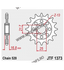 JT - Pinion (fata) JTF1373, 17 dinti - NC750S / NC750X 2014- 101-468-17 JT Sprockets JT Sprockets Pinion 112,00lei 112,00le...