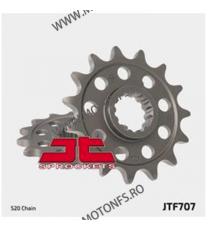 JT - Pinion (fata) JTF707, 15 dinti - Aprilia RXV/SXV 105-402-15 JT Sprockets JT Sprockets Pinion 93,00lei 93,00lei 78,15l...