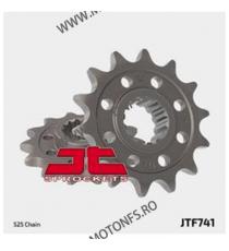 JT - Pinion (fata) JTF741, 15 dinti - Ducati 848/1098/1198/1200 105-555-15 JT Sprockets JT Sprockets Pinion 102,00lei 102,00...