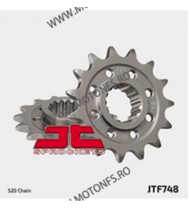 JT - Pinion (fata) JTF748, 15 dinti - Ducati Panigale 899 100-450-15 JT Sprockets JT Sprockets Pinion 93,00lei 93,00lei 78,...
