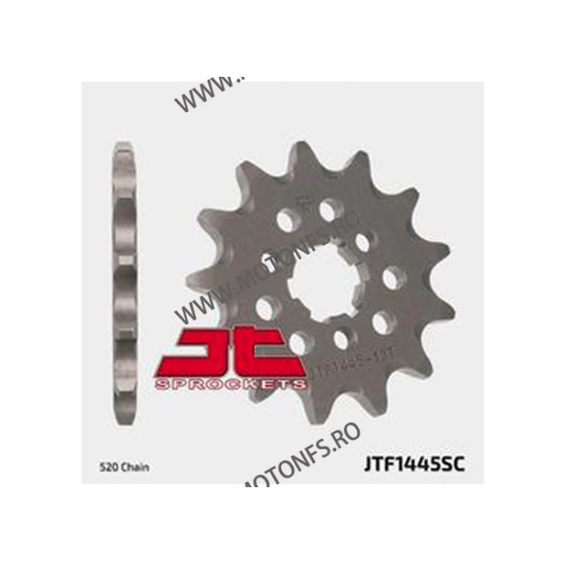 JT - Pinion MX (fata) JTF1445SC, 13 dinti - KX125 1994- 100-407-13 JT Sprockets JT Sprockets Pinion 49,00lei 49,00lei 41,18...