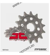 JT - Pinion MX (fata) JTF1590SC, 14 dinti - YZ125 2005-/YZ250F 2001-/WR250 100-403-14 JT Sprockets JT Sprockets Pinion 54,00...