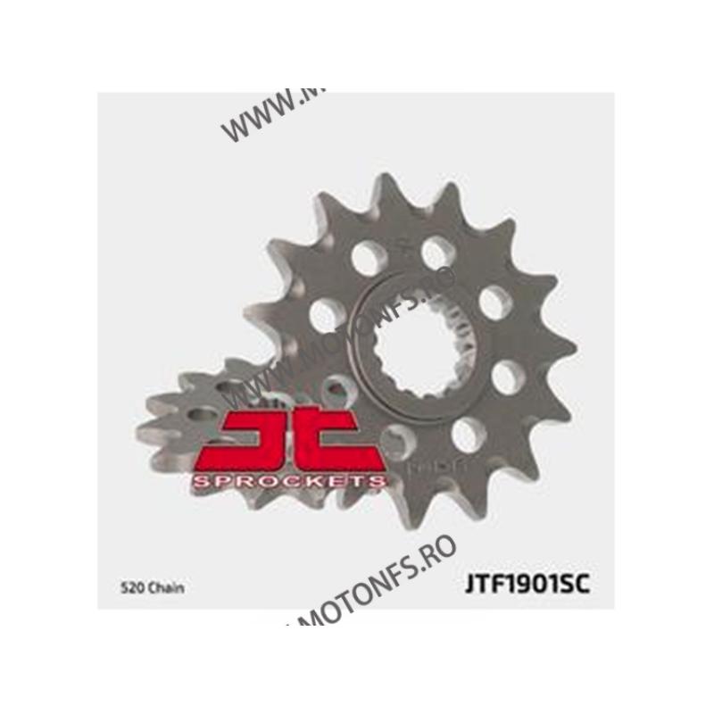 JT - Pinion MX (fata) JTF1901SC, 13 dinti - KTM EXC/SX/SX-F 100-406-13 JT Sprockets JT Sprockets Pinion 64,00lei 64,00lei 5...
