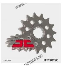 JT - Pinion MX (fata) JTF1901SC, 15 dinti - KTM EXC/SX/SX-F 100-406-15 JT Sprockets JT Sprockets Pinion 68,00lei 68,00lei 5...