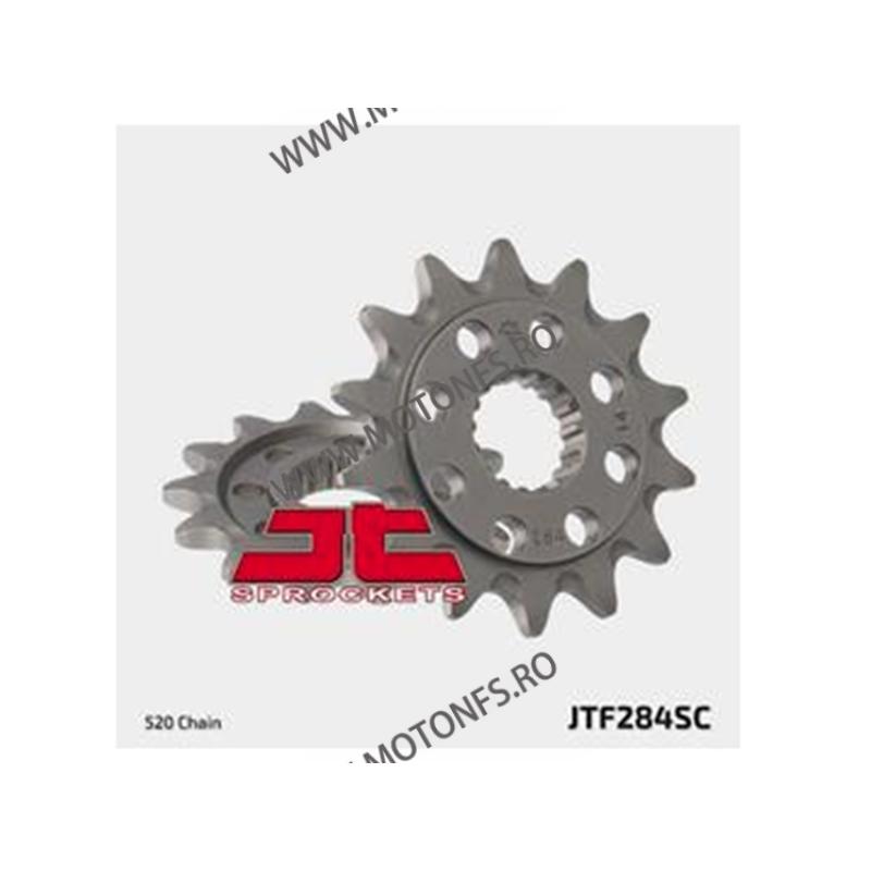 JT - Pinion MX (fata) JTF284SC, 14 dinti - CR250/500 1988-/CRF450 2002- 100-402-14 JT Sprockets JT Sprockets Pinion 68,00lei...