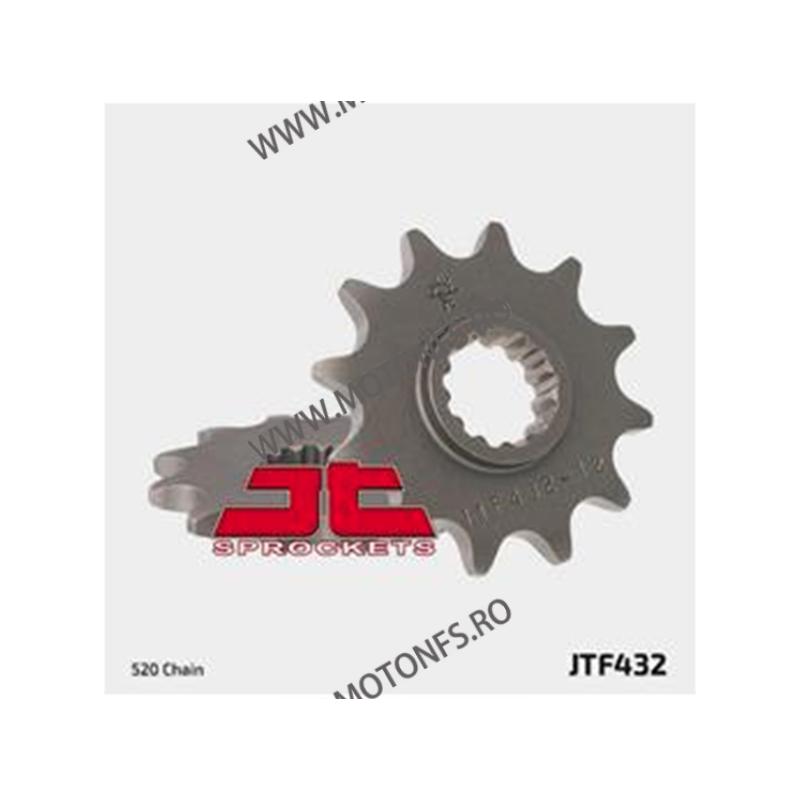 JT - Pinion MX (fata) JTF432SC, 15 dinti - DR350S/DRZ400 2000-/RM250 100-409-15 JT Sprockets JT Sprockets Pinion 68,00lei 68...