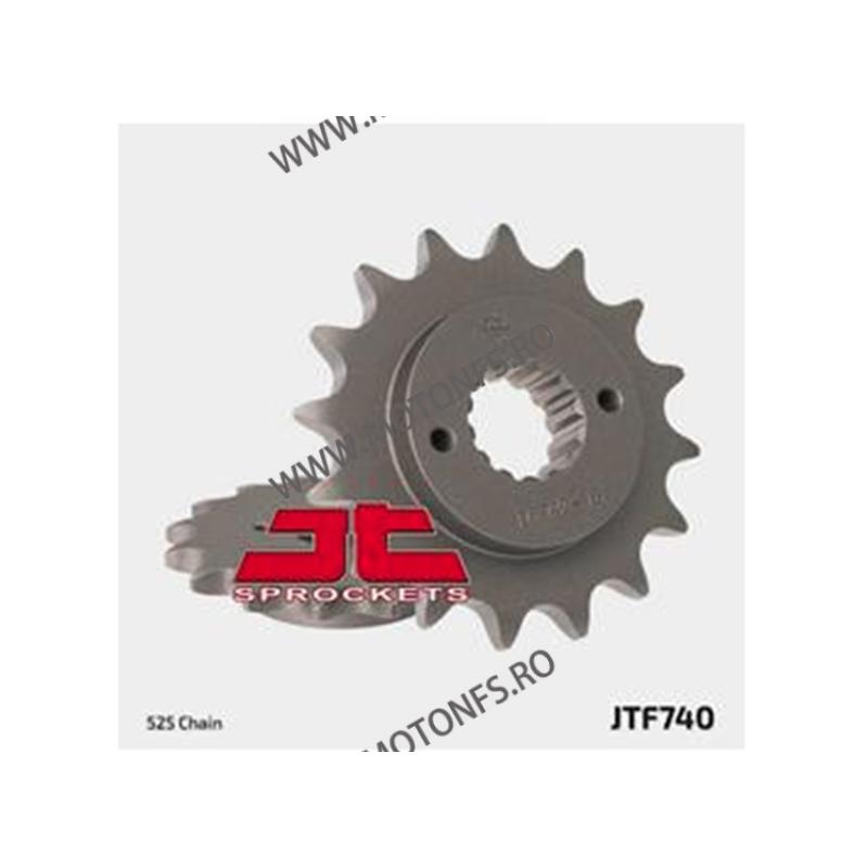 SUNSTAR - Pinion (fata) 41514, 14 dinti - Ducati 749/S 916SP Kette525 105-551-14 SUNSTAR PINION JT Sprockets Pinion 93,00lei...