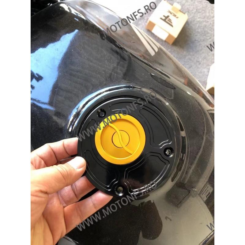 Yamaha Buson Rezervor Deschidere Rapida Negru / Auriu 8KHJS 8KHJS  YZF600R 1997-2007  165,00lei 165,00lei 138,66lei 138,66...
