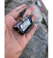 Led-uri numar / luminare numar / motocicleta / scuter / atv / universal Omologat ( E4)  distant intre suruburi 40mm H8HBI  Su...
