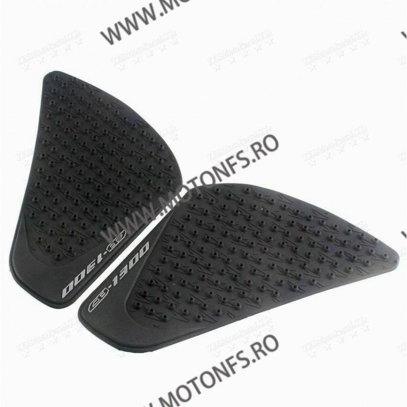 Honda CB1300 2006 2007 2008 2009 2010 2011 2012 2013 2014 2015 YM Tank pad Tank grip lateral protectie rezervor/aderenta 7C1J...