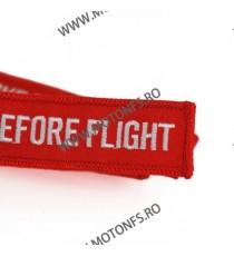 Remove Before Flight Breloc Brodat Pe Ambele Fete F8DWF F8DWF  Breloc Chei 10,00lei 10,00lei 8,40lei 8,40lei