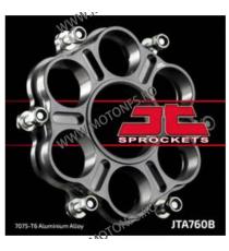 JT - Adaptor Ducati pentru foi 110-403 & 503 (FI_60mm / 6 piulite, inaltime 22.5 mm) 110-003  JT Foi Spate 466,00lei 466,00...