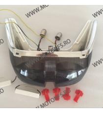 R6 1998 1999 2000 Lampa stop fumurie cu leduri si lumini de semnalizare pentru Yamaha TZY044  Stopuri LED cu semnale  240,00...
