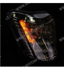 GSXR1300 HAYABUSA 2008 2009 2010 2011 2012 Suzuki Stopuri LED Cu Semnale Integrate st201  Stopuri LED cu semnale  220,00RON ...