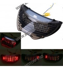CBR600 F4 1999 2000 honda CBR 600 F4I 2004 2005 2006 Stopuri LED Cu Semnale Integrate Geam Fumuriu LAMP STOP st190  Stopuri L...