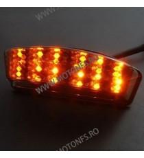 Ducati Monster 400 / 600 / 620 / 695 / 750 / 800 / 900 / 1000 1994 - 2008 Stopuri LED Cu Semnale Integrate st194  Stopuri LED...