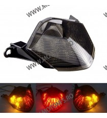 Z750 2007 - 2012 / Z1000 2007 2008 ZX6R 2009 - 2012 ZX10R 2008 - 2010 Stopuri LED Cu Semnale Integrate kawasaki st199  Stopur...