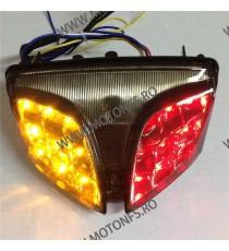 GSXR600 / GSXR750 2008 - 2015 Suzuki GSXR1000 2009 - 2015 Stopuri LED Cu Semnale Integrate st200  Stopuri LED cu semnale  200...