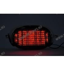 GSXR600 1997 1998 1999 2000 GSXR750 1996 1997 1998 1999 Stopuri LED Cu Semnale Integrate Suzuki TZS-016  Stopuri LED cu semna...