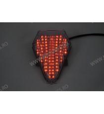 R6 2006 - 2015 amaha Stopuri LED Cu Semnale Integrate Fumuriu TZF-238  Stopuri LED cu semnale  260,00RON 260,00RON 218,49R...
