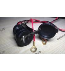 USB simplu , lungime cablu 60 cm CB7103 cb7103  USB Voltmetru Moto  35,00RON 35,00RON 29,41RON 29,41RON
