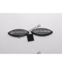 ZX12R 2000 2001 2002 2003 2004 2005 Set capace acoperire gauri oglinzi retrovizoare co222-007  Capace oglinzii 50,00lei 50,0...