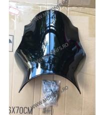Parbriz universal fumuriu moto naked Cod PRB5123 Prb5123  Parbriz universal / Inaltator  150,00RON 135,00RON 126,05RON 113...