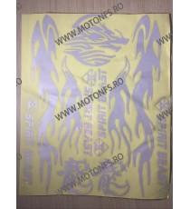 Kit Autocolant Stickere Pentru Moto Scuter Atv sk846 sk 846  Stickere Carena Moto  40,00RON 40,00RON 33,61RON 33,61RON