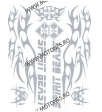 Kit Autocolant Stickere Pentru Moto Scuter Atv sk845 sk845  Stickere Carena Moto Scuter ATV 40,00RON 40,00RON 33,61RON 33,...