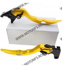 Set Manete Racing Blade ambreiaj / frana pentru Suzuki - Honda - Yamaha - Kawasaki - Aprilie - BMW -KTM 3JNT4VM 3JNT4VM  Mane...
