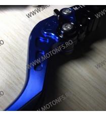 Set Manete Racing Cu Prelungire ambreiaj / frana pentru Suzuki - Honda - Yamaha - Kawasaki - Aprilie - BMW -KTM S09L3R6 S09L3...