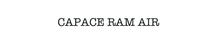 Capace Ram Air