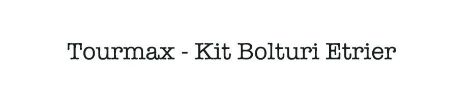 Tourmax - Kit Bolturi Etrier