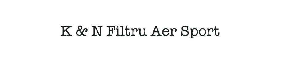 K & N Filtru Aer Sport