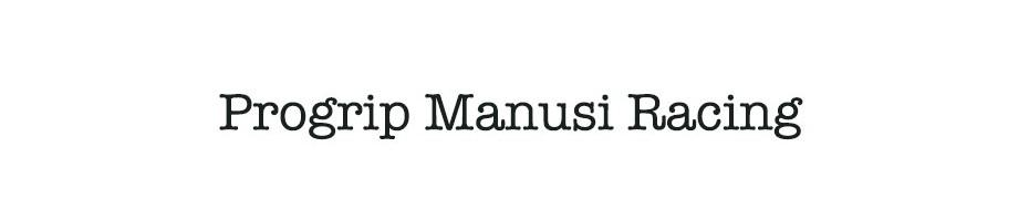 Progrip Manusi Racing